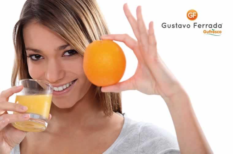 Vitamina C para una buena piel