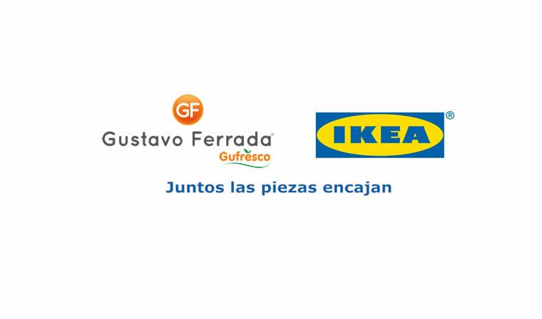Somos proveedores de Ikea…
